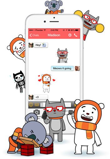 "New No-Cost ""Yabb Messenger"" from Baycall Lets Users Connect with Friends & Family via Text, Chat, Pics, Videos & More - without Spending a Cent"